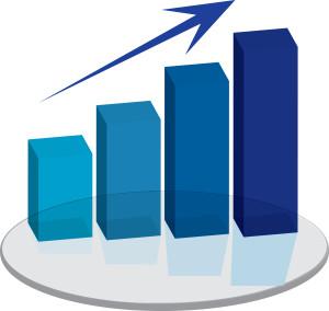 График показатели времени продаж