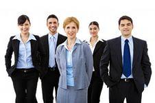 Сотрудники компании - менеджеры