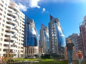 Недвижимость в Красногорске
