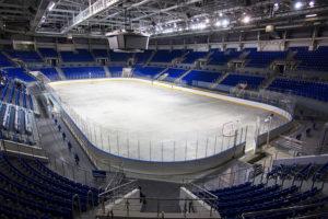 Ледовая арена в Красногорске