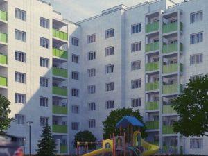 Перепланировка однокомнатной квартиры в жк Западный остров